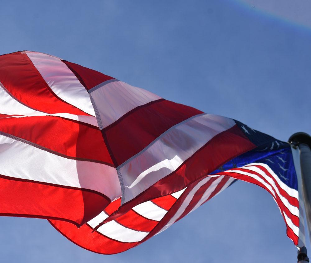 USA ADF EEUU Estados Unidos bandera flag ICEERS