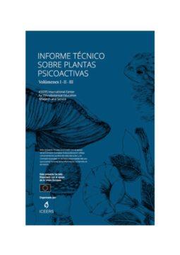 Informe técnico plantas psicoactivas