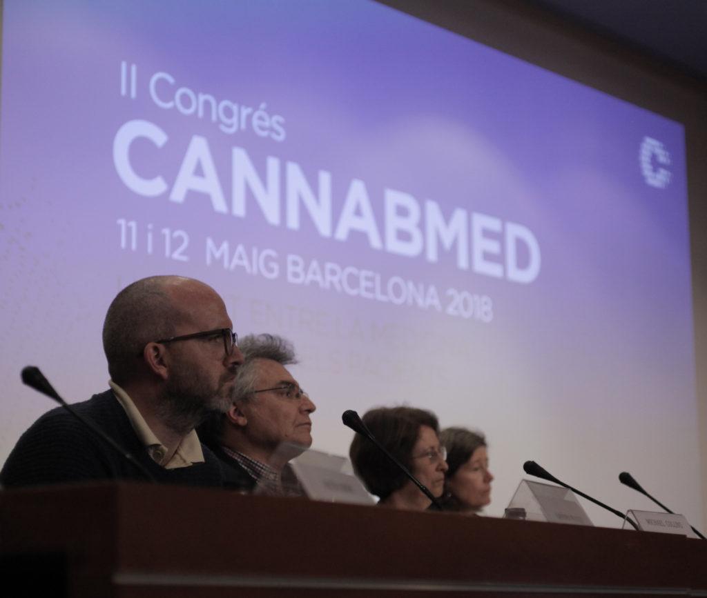 Cannabmed medical cannabis ICEERS congress Barcelona 2018 marihuana