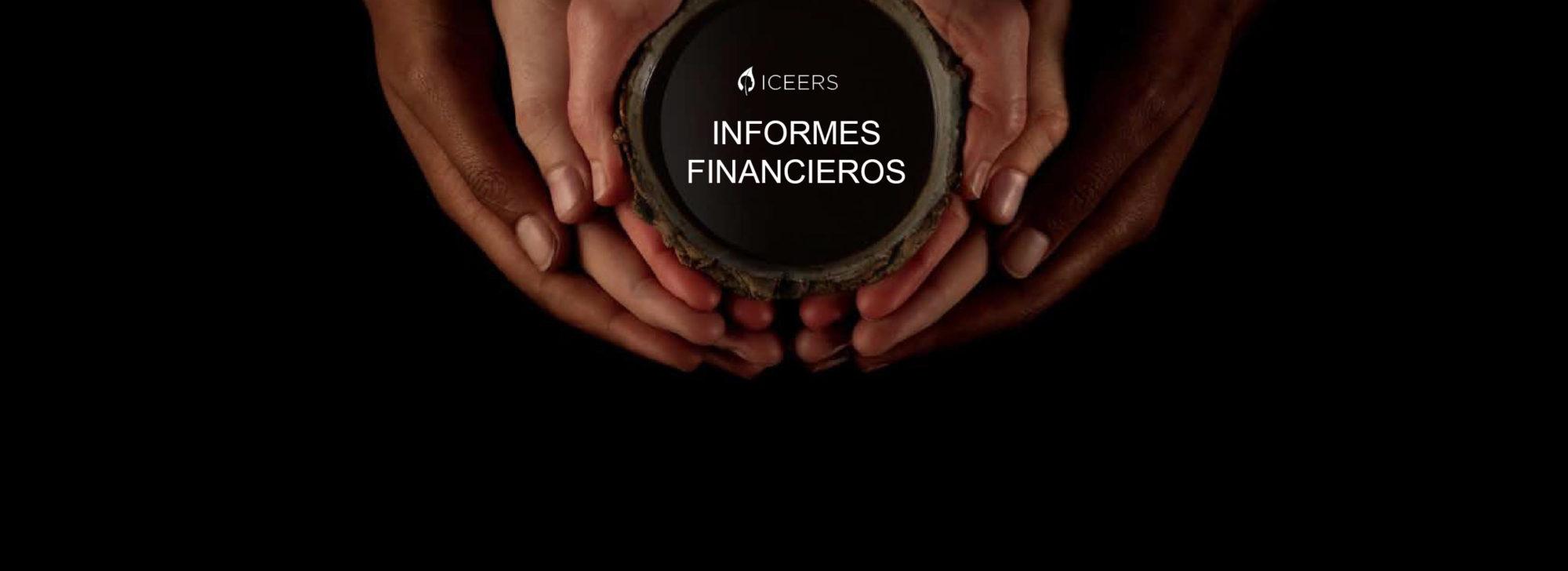 Informes financieros ICEERS