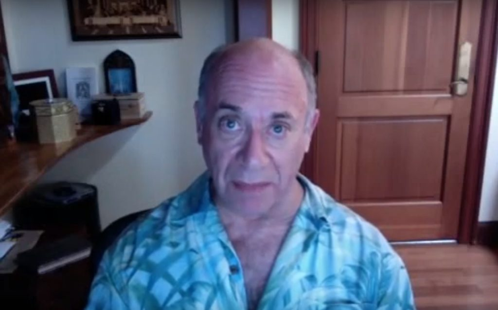 Jeffrey Bronfman UDV ADF endorsement Ayahuasca Defense Fund ICEERS