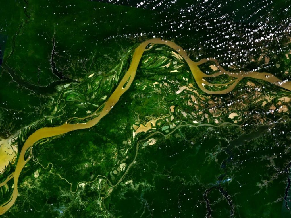 Amazon communities pandemic COVID-19 river ICEERS