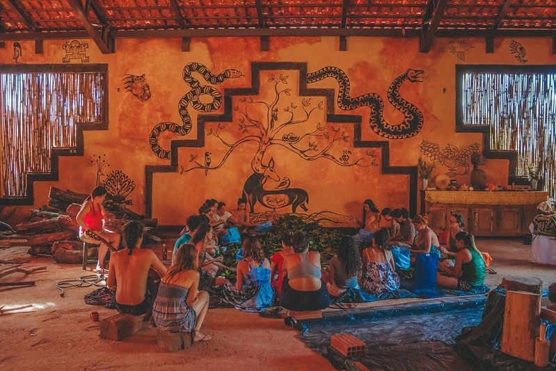 ayahuasca iowaska turismo impacto ICEERS