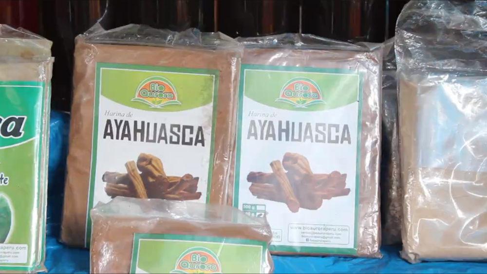 ayahuasca faith molecules Carlos Suárez ICEERS