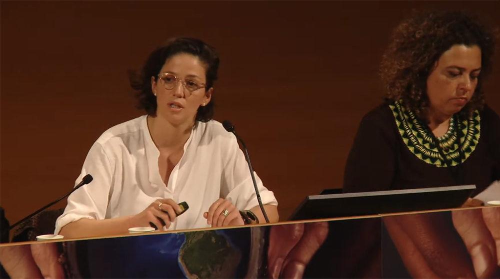 Natalia Rebollo ADF AYA2019 legality of ayahuasca