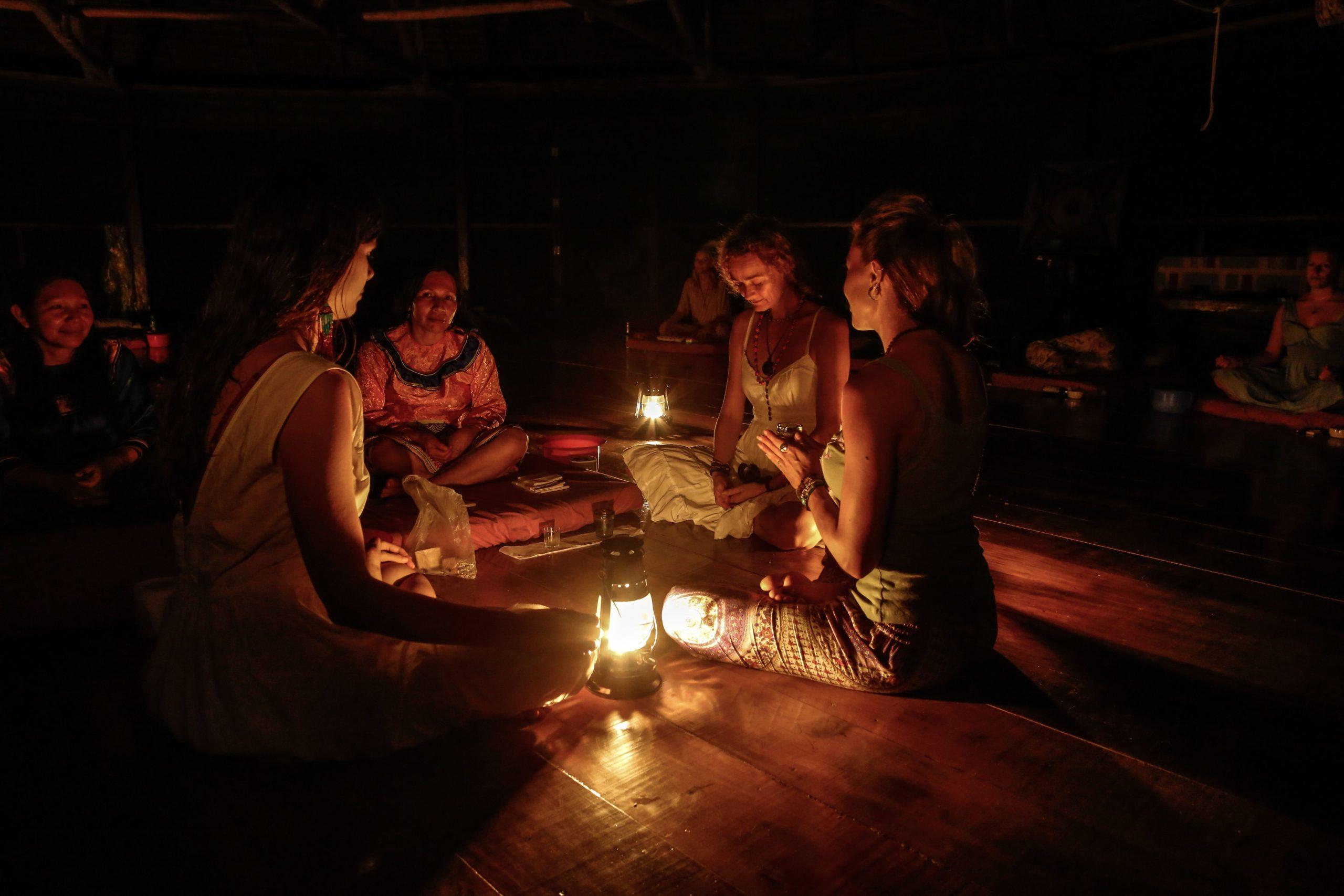 Shipibo ayahuasca ICEERS study Beckley