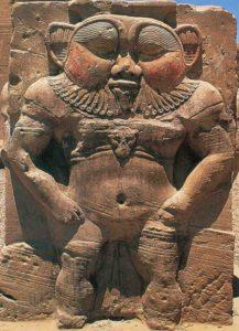 dios Bes harmel Peganum harmala